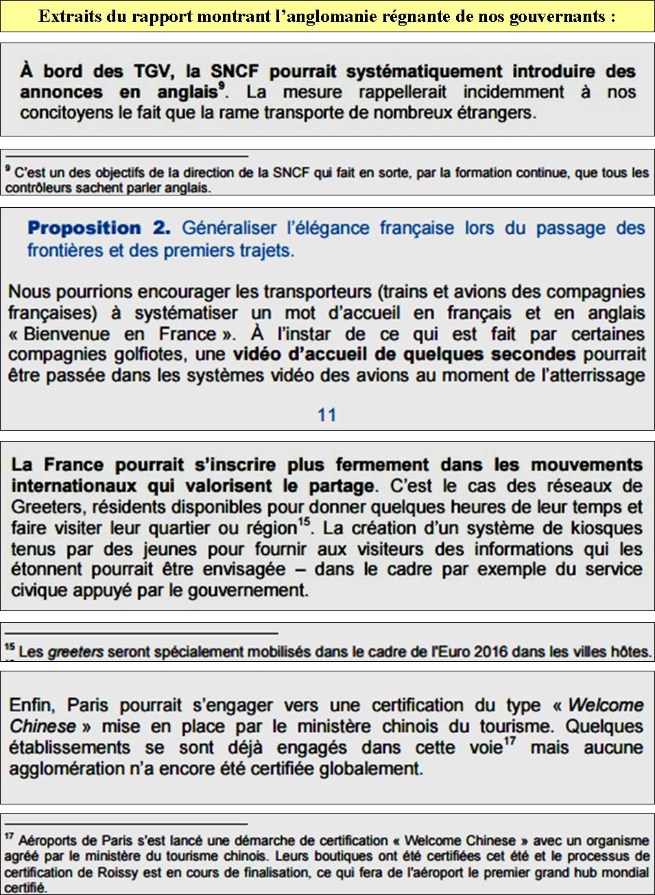 Laurent Fabius Et L Accueil Des Touristes