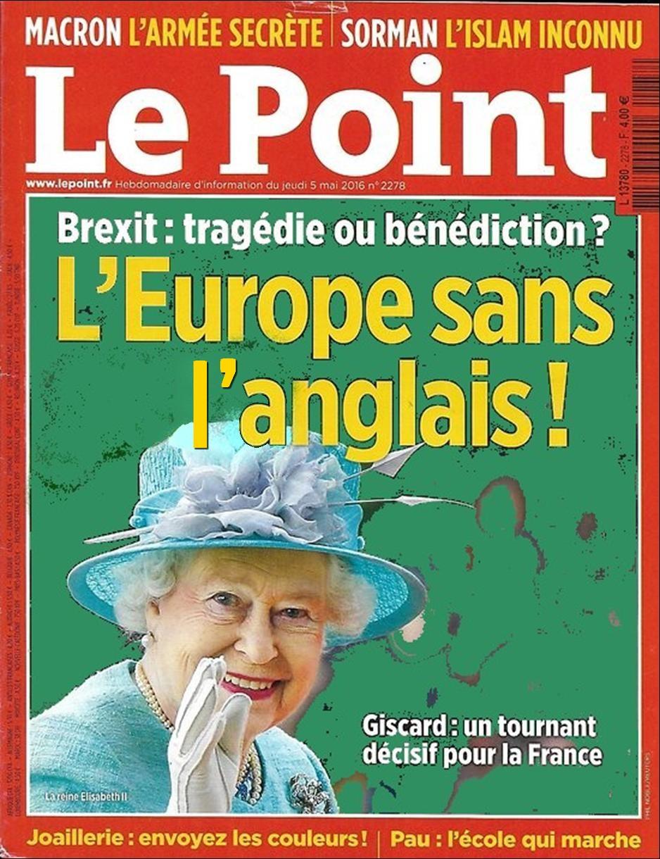 L'Europe sans la langue anglaise, c'est bon !